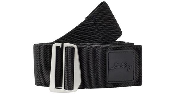 Lundhags Elastic Belt Men Black